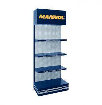 MANNOL Shelf 75x200