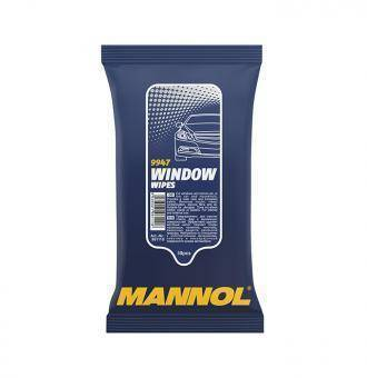 MANNOL Window Wipes