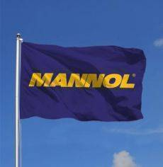 MANNOL Flag 1x1,5m