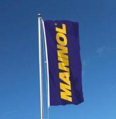 MANNOL Flag 1,2x3m