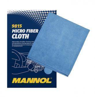 MANNOL Micro Fiber Cloth