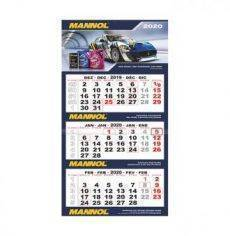 MANNOL Calendar