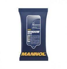MANNOL Window Wipes