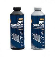 MANNOL DPF Regenerator & Flush Fluid