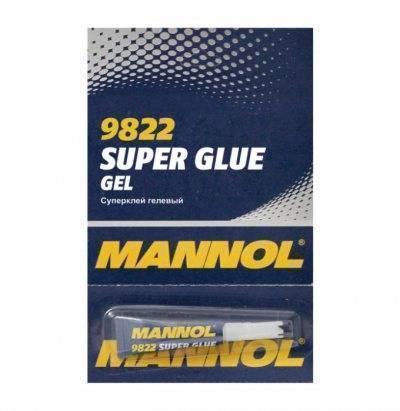 MANNOL Super Glue Gel