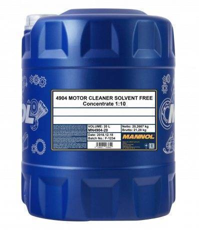 MANNOL Motor Cleaner Solvent Free