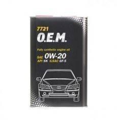 O.E.M. for Honda Acura