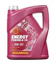 Energy Formula C4