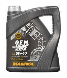 MANNOL O.E.M. for Renault Nissan