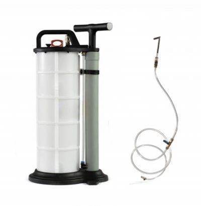 Manual Fluid Dispenser System