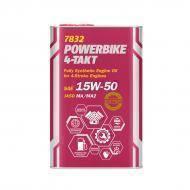 MANNOL 4-Takt Powerbike 15W-50