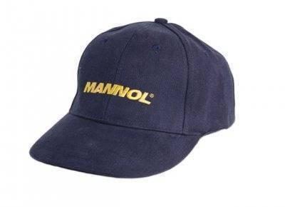 MANNOL Cap Blue
