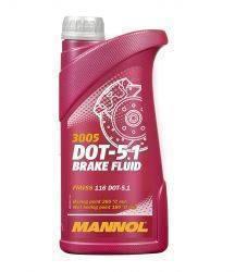 MANNOL Brake Fluid DOT-5.1