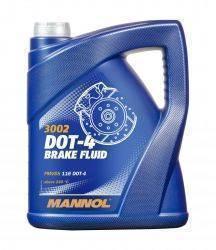 MANNOL Brake Fluid DOT-4