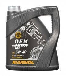 MANNOL O.E.M. for Daewoo GM
