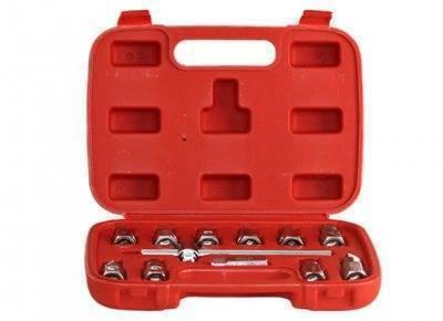 Oil Drain Plug Key Set (12pc)
